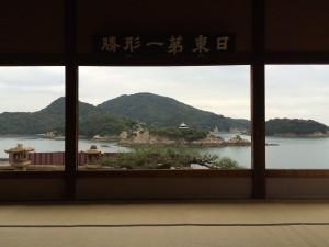 福禅寺・日東第一形勝