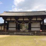 東大寺を訪れたら転害門を見逃すな!